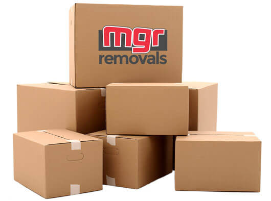 cartons MGR Removals