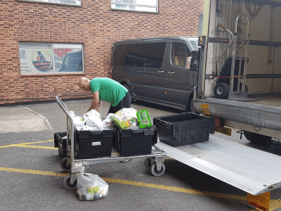 MGR Removals eco friendly