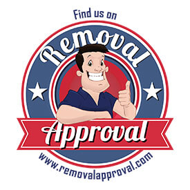 Find us on Removal Approval
