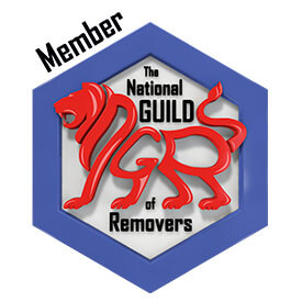 Member of The National Guild of Removers